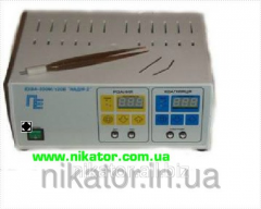 Device high-frequency electrosurgical EHVA of