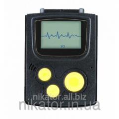 Holter of Heaco BI6600-12 electrocardiogram