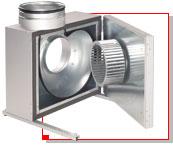 Центробежные вентиляторы кухонные вытяжки