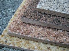 Фасадные плиты Этернит, Минерит и другие