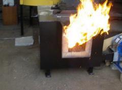 Gas generators (pyrolysis prefix) of GPP