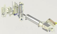 Линия гранулирования 1800-2200 кг/ч