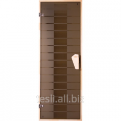 Plaza door from the producer, elite wooden