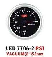 Ket Gauge LED 7706-2 device vacuum.