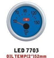 Dopolniyelny Ket Gauge LED 7703 device oil