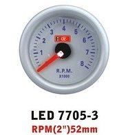 Dopolniyelny Ket Gauge LED 7705-3 device