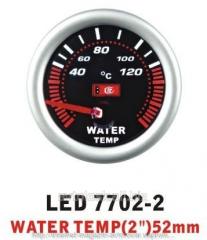 Water temperature is 7702-2 LED arrow diameter