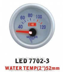 Water temperature 7702-3 LED - water temp arrow