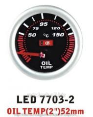 Temperature of oil 7703-2 LED - oil temp arrow
