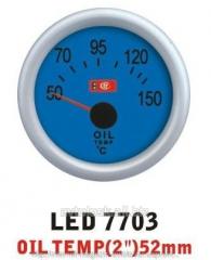 Temperature masla7703 LED arrow diam.52mm