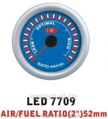 The economizer 7709 arrow diameter is 52 mm