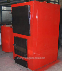 The KVG solid propellant boilers from LLC AGUNA