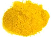 Pigment of kroner yellow average