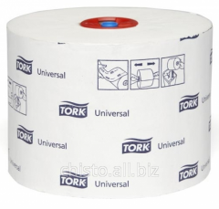 Toilet paper in rolls of Tork Universal 127540