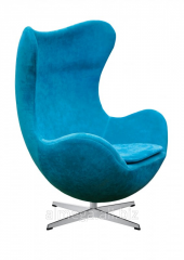 Кресло-яйцо (Arne Jacobsen Egg Chair)