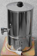 Boiler bulk automatic KHA-10/15/20/25
