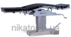 Операционный стол КО 3008 (S-01) с почечным валиком