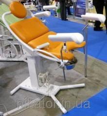 Кресло гинекологическое КС-5РЭ (электрическая регулировка)