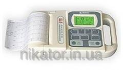 Електрокардиограф 12-кан с регистрацией ЭКГ в ручном и автоматическом режимах миниатюрный ЭК 12Т--01- Р-Д