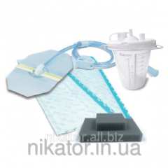 Account accessories (bandage) for vacuum therapy