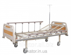 Bed medical mechanical OSD, 2 sections