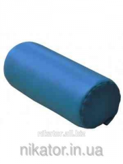 The roller is massage round