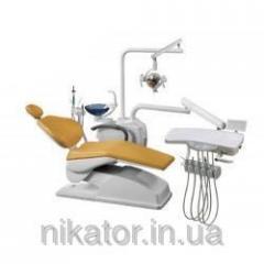 Стоматологическая установка AY-A3000 верхняя подача инструментов