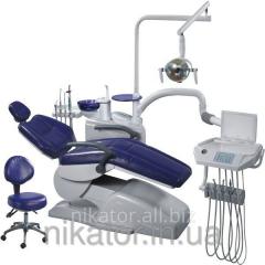 Стоматологическая установка AY-A3600 верхняя подача инструментов