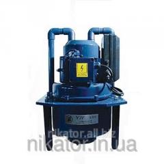Mobile vacuum slyunootsos (pomp) of YJF 01