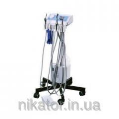 Pneumatic portable stomatologic SATVA PORTA