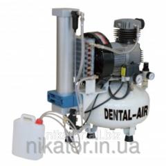 Oil-free stomatologic Dental 1/24/5 compressor