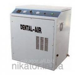 Безмаслянный стоматологический компрессор Dental 2/50/379