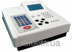 Analyzer of coagulability of HTI TS 4000 blood
