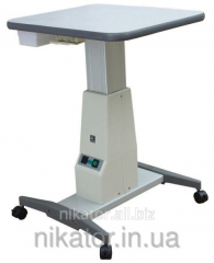 Table instrument ophthalmologic electric AT 16/-AT