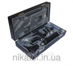 Набор Riester ri-scope® praktikant L3 LED 3,5 В, С-ручка для 2 Li-батареек