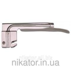 Blade of a straight line of fibroopticheskiya of
