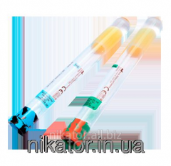 Test tube for a plazmolifting from BD Vacutainer