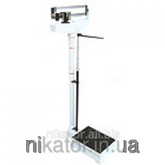 Scales medical with the KS RGZ-160 height meter