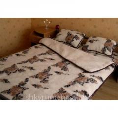 Одеяло из овечьей шерсти, модель 2