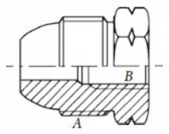 Соединительные элементы POL-соединение подвижное, PN 25