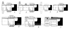 Наценка за сборочно-проверочные работы комплектных шланговых соединений (при заказе надо указать диаметр, длину и желаемые соединительные элементы)
