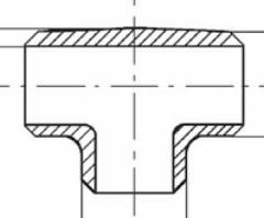 Соединительные элементыT-соединение PN25, ...