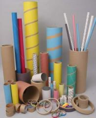Sleeves cardboard D from 28 mm to 600 mm