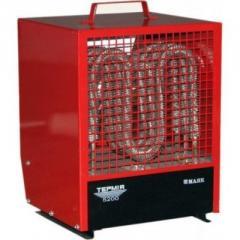 Industrial fan heater Thermie of JSC EWO of