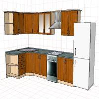 Корпусная мебель, кухни