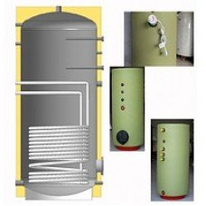 Теплоаккумуляторы (буферные емкости),