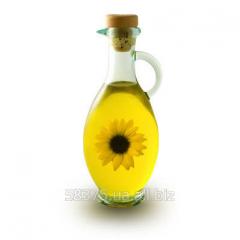 Vegetable oil expor