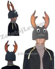Carnival mask Bug
