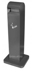 Floor ashtray of JVD (899503)