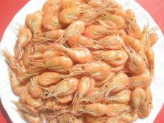 Shrimps Black Sea Azov